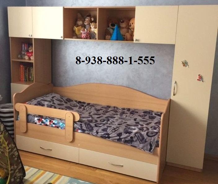 Детская спальня на заказ