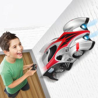 Wall Racer - антигравитационная машинка !!!