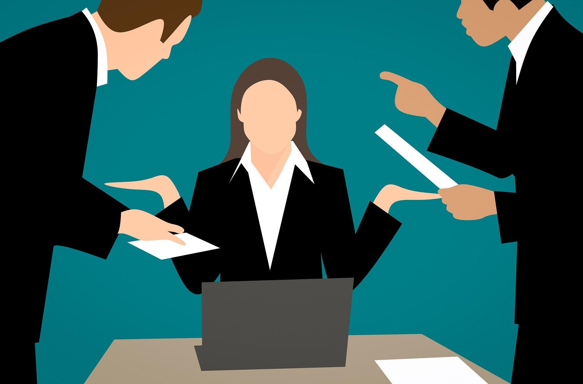Сексизм на рабочем месте и как с ним бороться