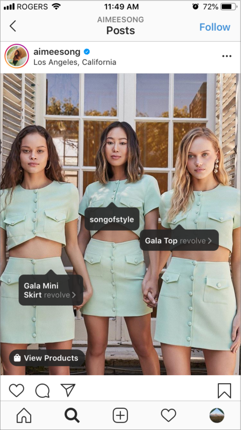 Тренды Instagram 2020 #1: Подъем Instagram-шоппинга