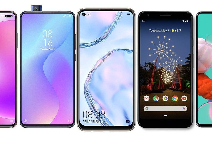 Кто из смартфонов Huawei круче: P40 Pro vs P40, P40 vs P30, P40 Lite vs P30 Lite