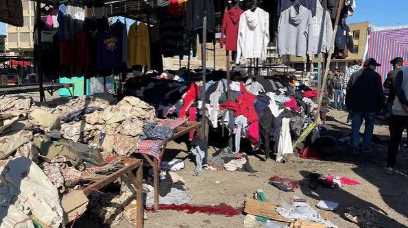Взрывы в Багдаде: 2 террориста-смертника и 30 жертв