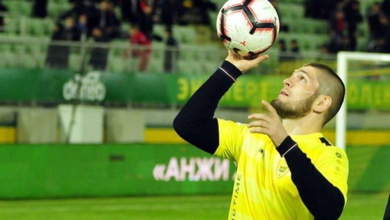 Хабиб Нурмагомедов готов стать футболистом