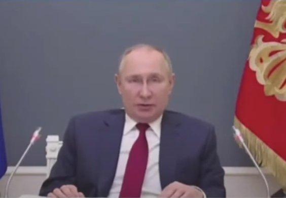 Речь Путина в Давосе. Анализ текущей ситуации в мире