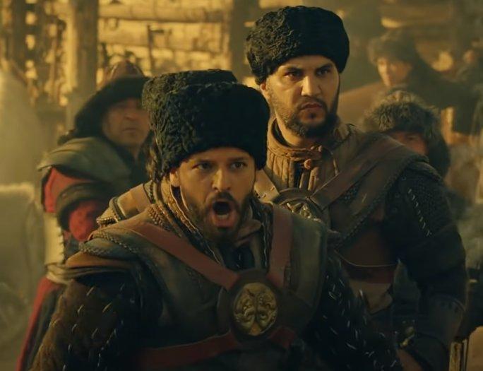 Я и есть Джелаладдин - турецкий сериал о расширении границ Османской империи