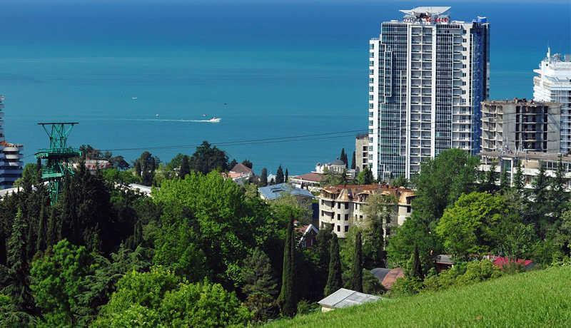 Цена аренды жилья в Крыму и Сочи стремительно растёт