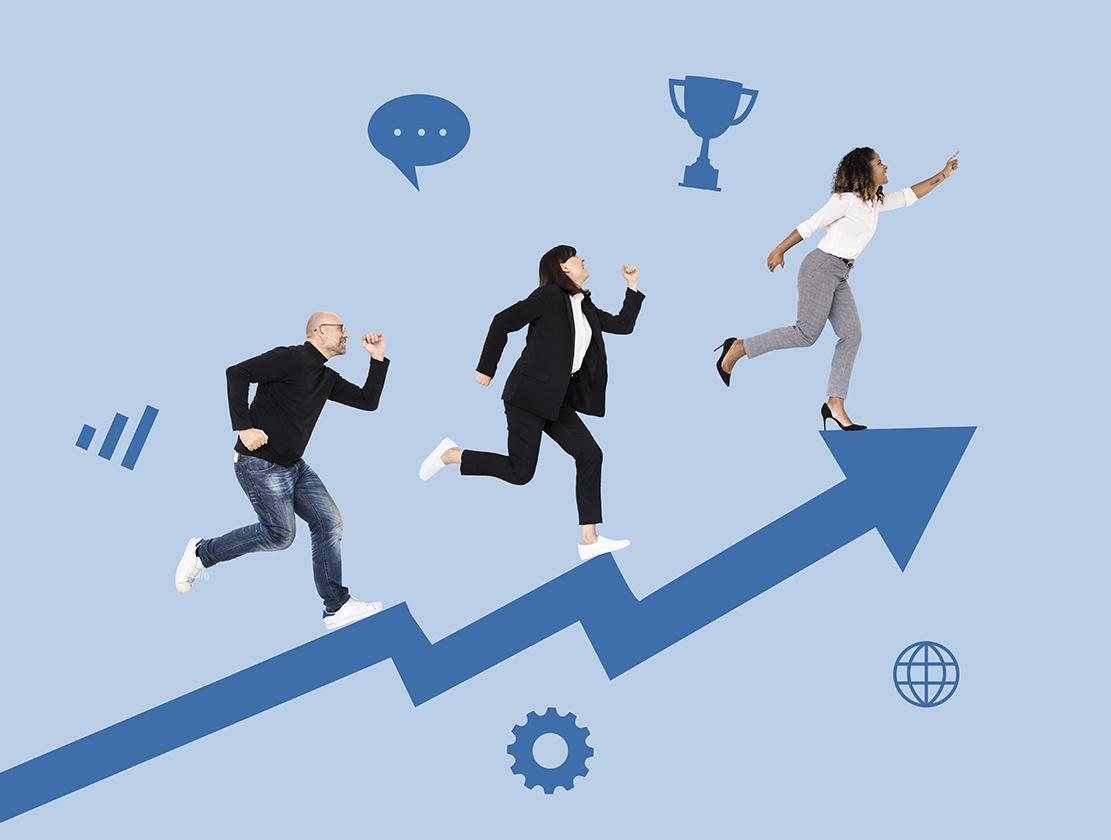 Как добиться повышения на работе: от стажера до заместителя директора