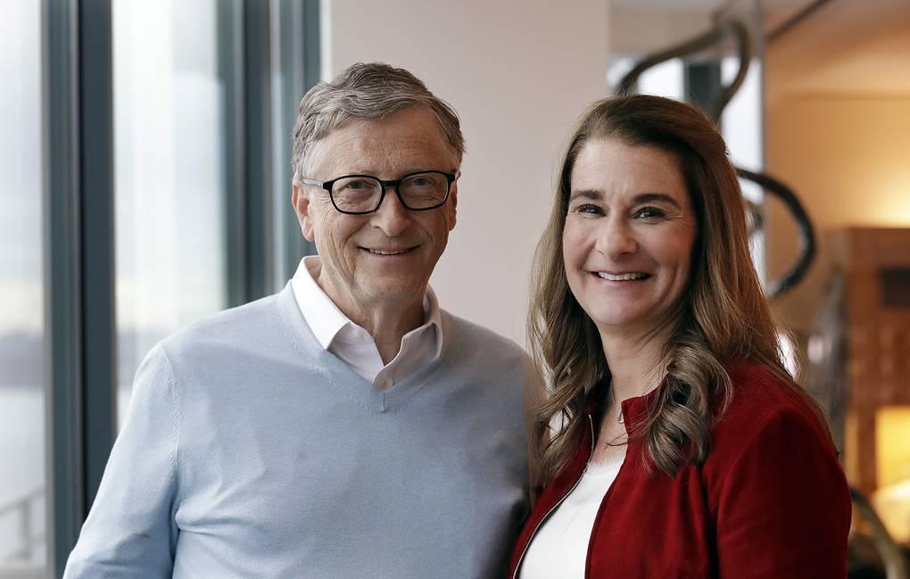 Билл и Мелинда Гейтс разводятся