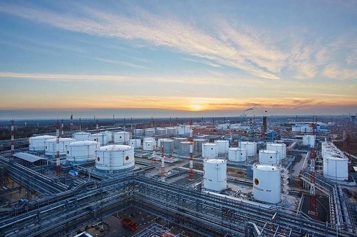 Топ-5 строящихся предприятий России в 2021 году