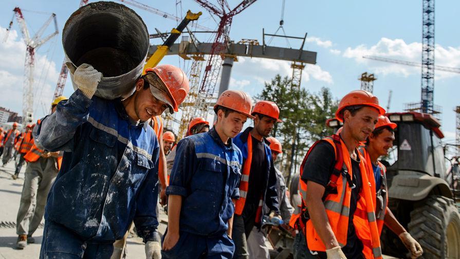 Работа для мигрантов в 2021 году в России
