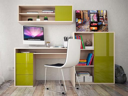 Какой письменный стол для ребенка выбрать: виды, материалы