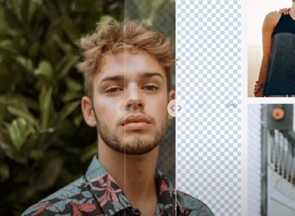 RemoveBg: как убрать фон на фотографии