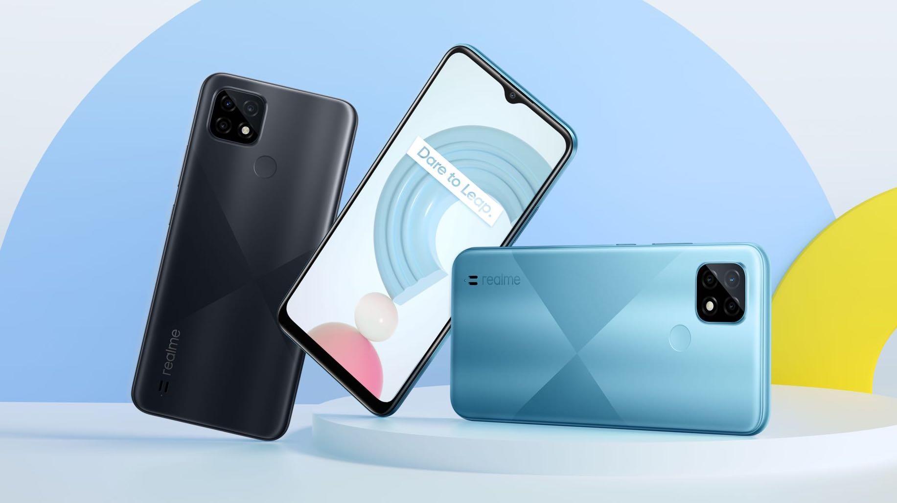 Обзор смартфона Realme C21: характеристики бюджетного телефона