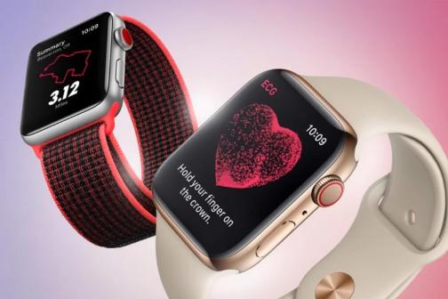 Функция ЭКГ в Apple Watch наконец-то заработает в России