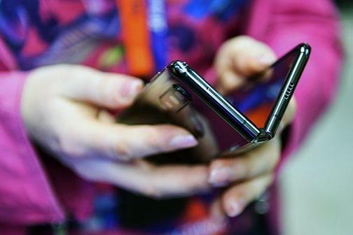 Apple начал работу над складным iPhone