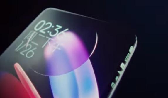 Xiaomi презентовали первый смартфон с экраном-водопадом без разъемов и кнопок