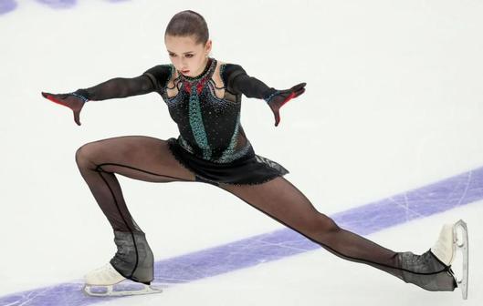 Камила Валиева, ПП: Болеро. Кубок Первого канала 2021