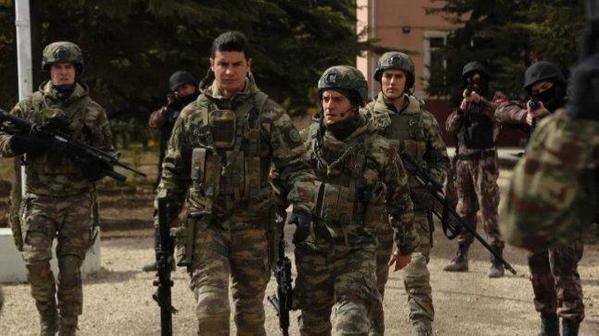 Турецкий сериал «Воин»: 5 сезон, актеры и роли