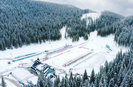 Чемпионат мира по биатлону 2021 Поклюка, Словения. Смешанная эстафета, онлайн-трансляция