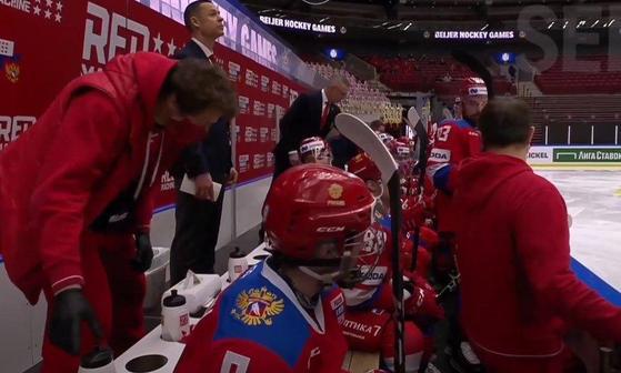 Хоккей Россия — Финляндия, Еврохоккейтур 2021, Шведские игры: обзор, все голы