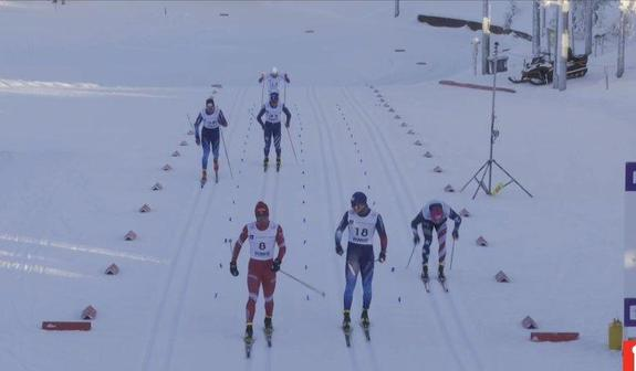 Чемпионат мира по лыжному спорту среди юниоров (U-23) в Вуокатти, Финляндия. Спринт