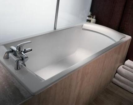 Сантехника Jacob Delafon: смесители, чугунные ванны, раковины