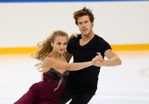Чемпионат мира по фигурному катанию 2021 (Стокгольм, Швеция): танцы на льду