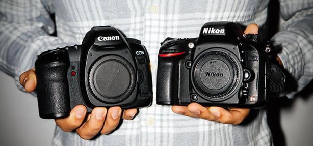 Выбираем лучший фотоаппарат: Nikon или Canon