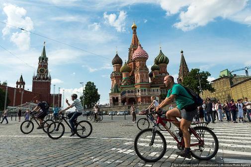 В России вырастут цены на велосипеды на 10-35%