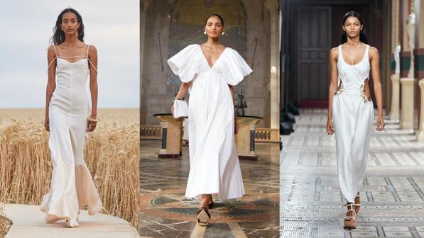 Самые модные платья сезона весна-лето 2021