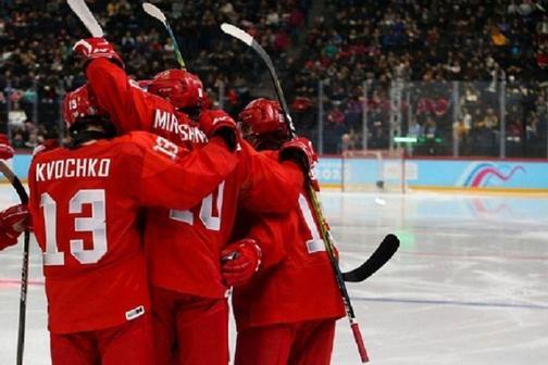 Юниорская сборная России уступила Канаде в финале чемпионата мира