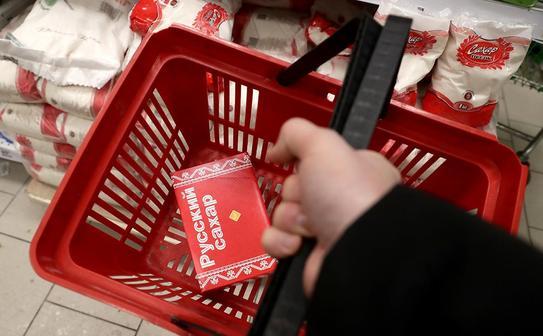Цены на сахар в России могут очень сильно вырасти