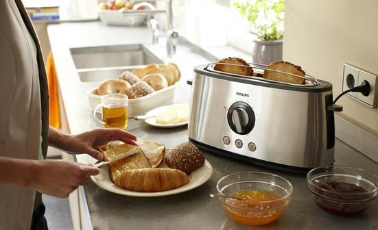 Как выбрать лучший тостер: характеристики, режимы, виды