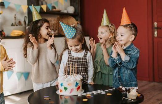 Как провести детский день рождения дома