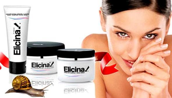 Крем от рубцов и шрамов ELICINA