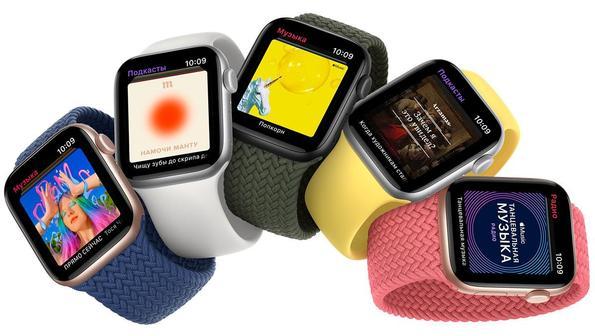 Смарт-часы Apple Watch: обзор моделей, цены, характеристики