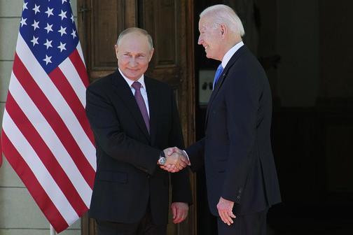Первая встреча Путина и Байдена: итоги
