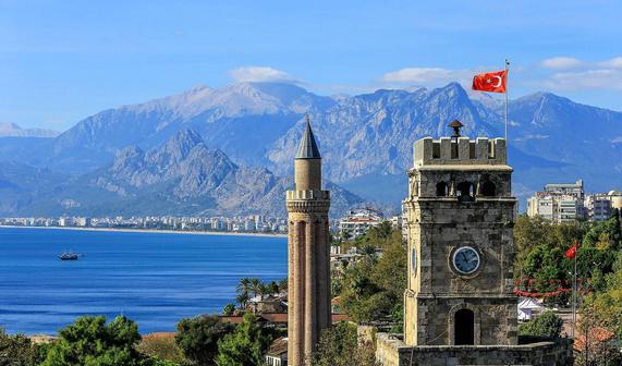 Открытие Турции 2021 перенесли на 1 июля
