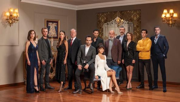 Азизе: содержание, актеры и роли, интересные факты о сериале
