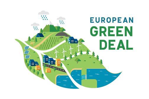 European Green Deal (Европейский зеленый курс) — главные положения закона