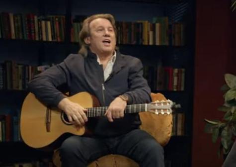 Юрий Лоза в ЧБД: плоская земля, гитара, анекдоты