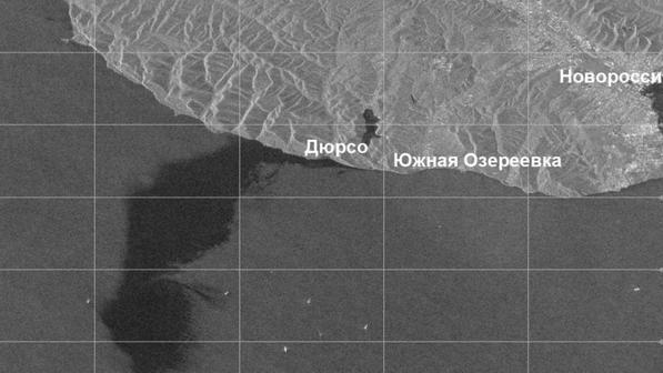 Выброс нефти у Новороссийска: как это было, последствия экокатастрофы