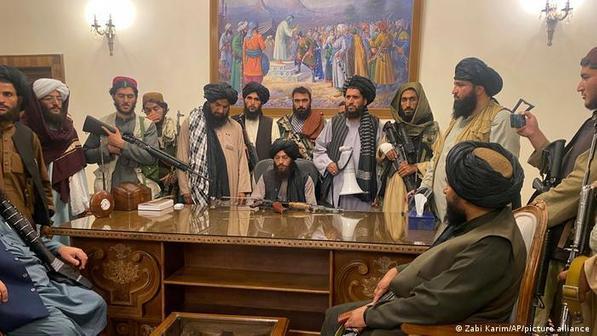 Талибан: история группировки, захватившей власть в Афганистане