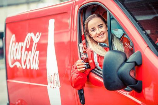 Работа в Coca-Cola: вакансии, условия, зарплата, отзывы сотрудников