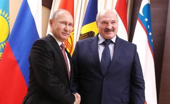 Союзное государство России и Белоруссии: программа интеграции, договор