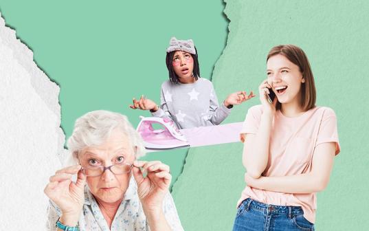 Характеристика поколений: бумеры, зумеры и миллениалы
