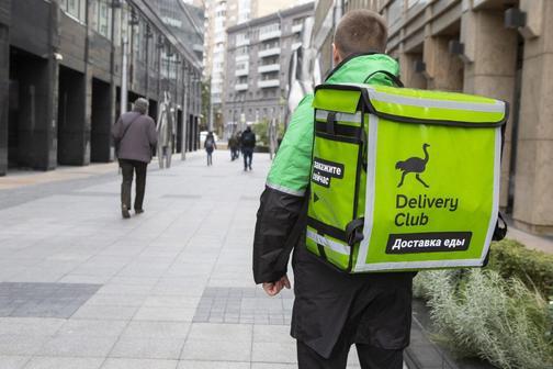 Работа в Delivery Club: вакансии, зарплаты, условия, отзывы