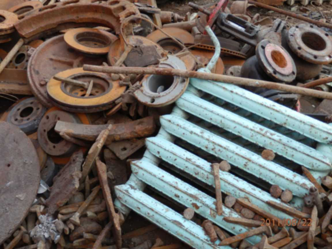 Чермет Сервис - прием и вывоз металлолома