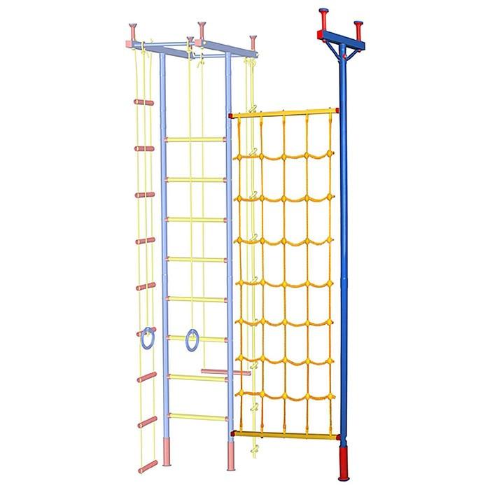 Дополнительная стойка к ДСК Leco IT выс 2,35   3,20 см с веревочной сеткой
