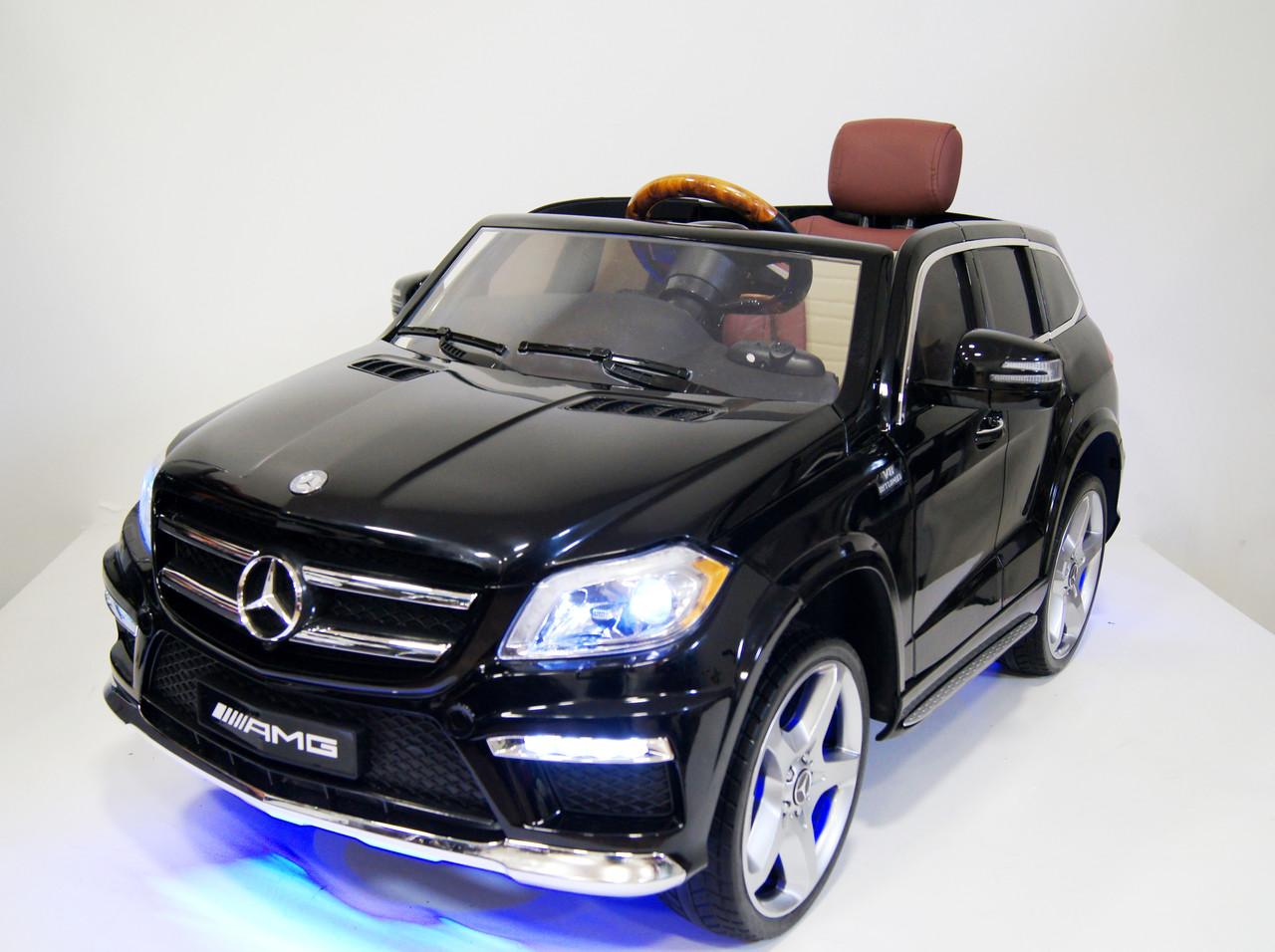 Mercedes Benz GL63 Черный с дистанционным управлением (44)